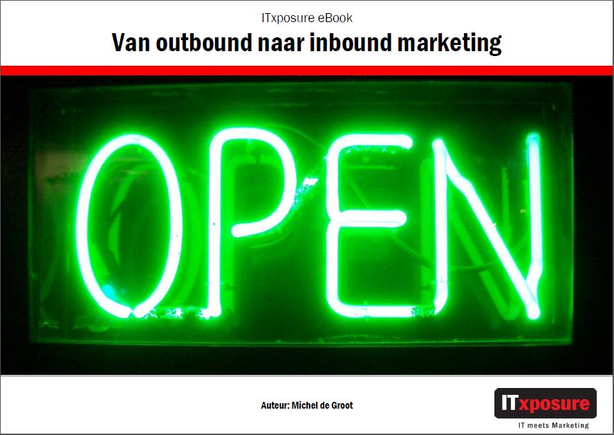 eBook Van outbound naar inbound marketing